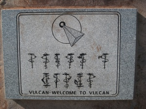 Speaking Vulcan in Vulcan.