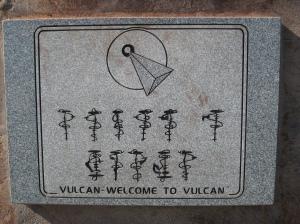Speaking Vulcan in Vulcan.