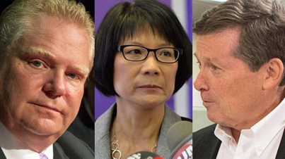 Ford, Chow, Tory 2014