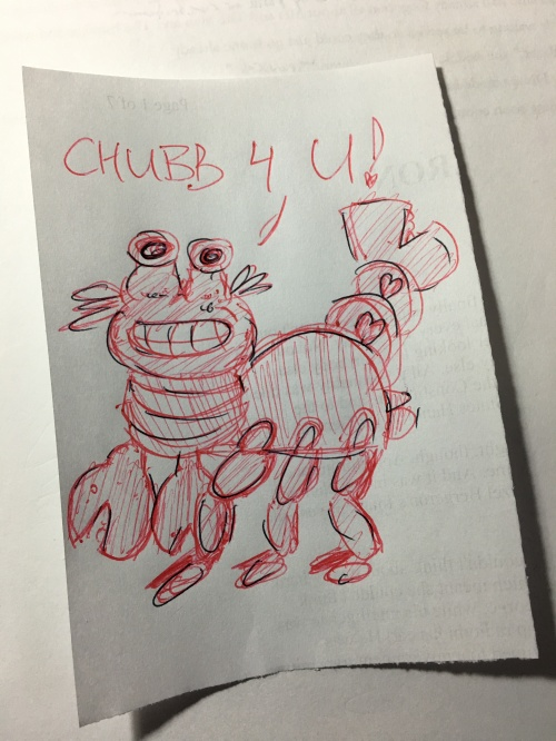Chubbalobster